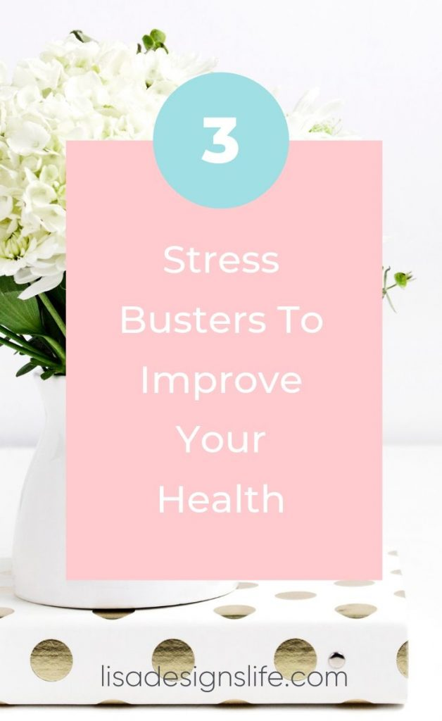 Stress management techniques are crucial to your overall health and wellness. Click to read this post for three easy stress-busting methods you can implement today. Practice these methods to alleviate stress, lower your heart rate, blood pressure, and stress hormone activity which helps maintain blood sugar levels and improves digestion. Give them a try, what have you got to lose?  #healthy #wellness #stress