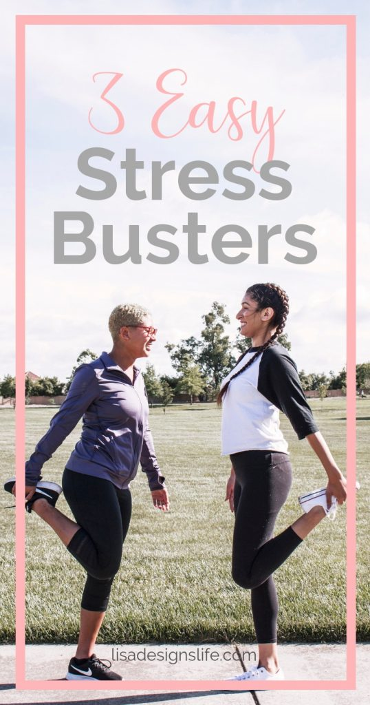 Stress management techniques are crucial to your overall health and wellness. Click to read this post with the top three stress busters that improve your mental health and physical wellness for a happier life today. #stressmanagement #stressbuster #happy #mentalhealth #physical #intentional