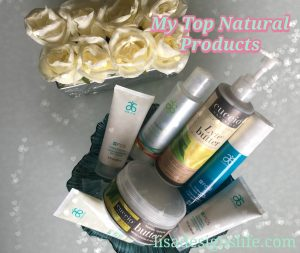 My Top Natural Skin Care Product Lines
