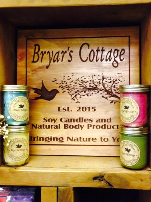 Bryar's Cottage Natural Soy Candles,,scented, aromatherapy and Chakra candles, safe for your home and life, created with care for you and your family.