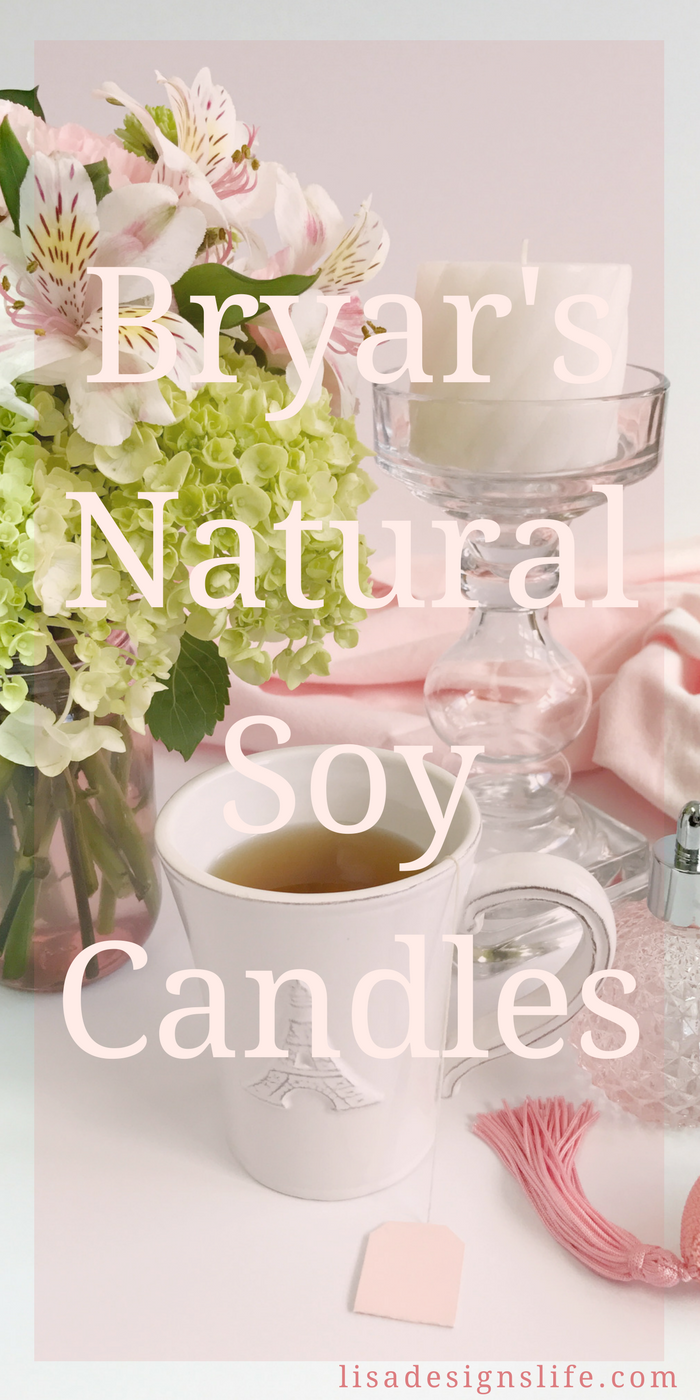 Bryar's Cottage Natural Soy Candles, scented, aromatherapy and Chakra candles, safe for your home and life, created with care for you and your family. width=
