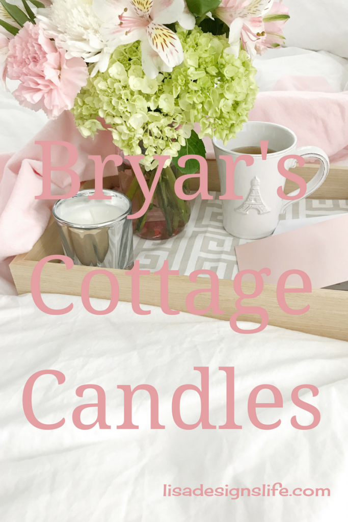 Bryar's Cottage Natural Soy Candles, scented, aromatherapy and Chakra candles, safe for your home, and created with care for you and your family by Bryar's Cottage