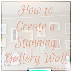 3 Easy Designer Gallery Walls