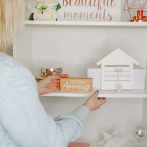 9 Easy Steps to a Perfectly Styled Shelf Every Time