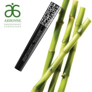"Live Well with Arbonne. I have tried more brands of mascara than I care to admit. None come close to Arbonne's ""It's a Long Story"" mascara, this product gives me long, dark black lashes while also being extremely gentle and never irritating my eyes. It's time to make the change to personal care products that are 'safe, pure and beneficial.' Click to read more."