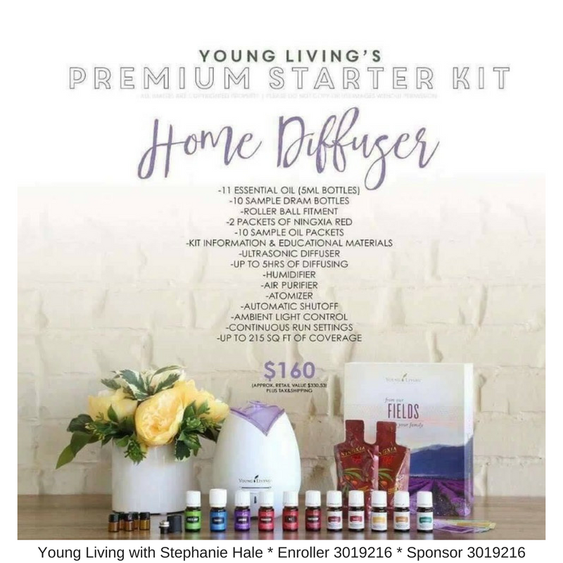 Young Living Essential Oils. Are you ready to start living a healthier, cleaner lifestyle? Stephanie shares part of her wellness journey with us in this month's momprenuer feature post. Click to read more and start to live cleaner today.