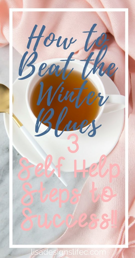 Self-care in the winter is just as vital to your happiness and health as it is the rest of the year. Just a little planning ahead of time and you are ready to care of your needs and stay positive throughout this season for your family and your own sake. Click the image to learn how you can Beat the Winter Blues. #self-help #self-care #self-love #winter #winterblues #happiness