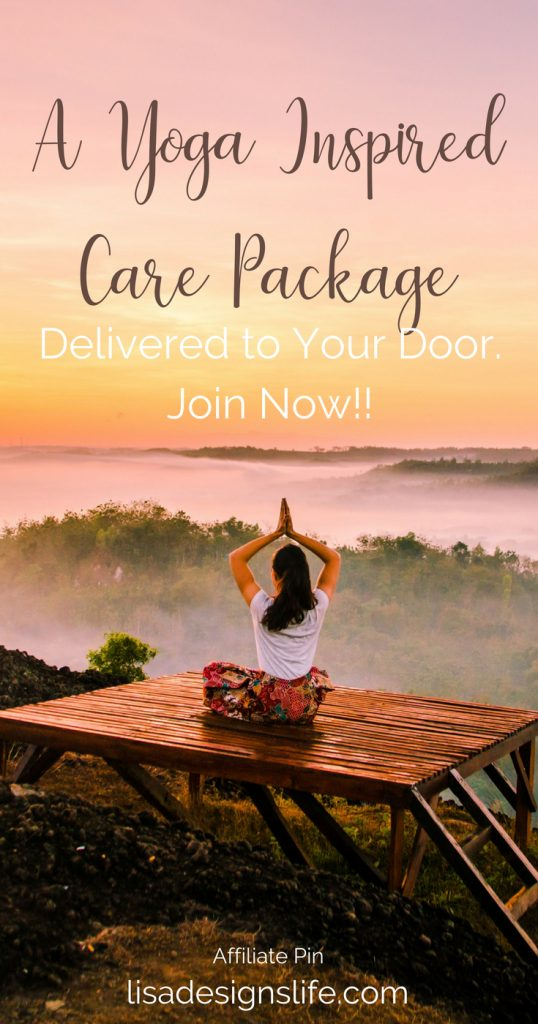 Every month you'll receive products with a mission to elevate your yoga practice on and off the mat. Guaranteed retail value over $85. Always GMO- and cruelty-free components! Click to join now!! #yoga #subscriptionbox #yogainspired #homedelivery #yogaproducts #gmo #crueltyfree #yogaproducts