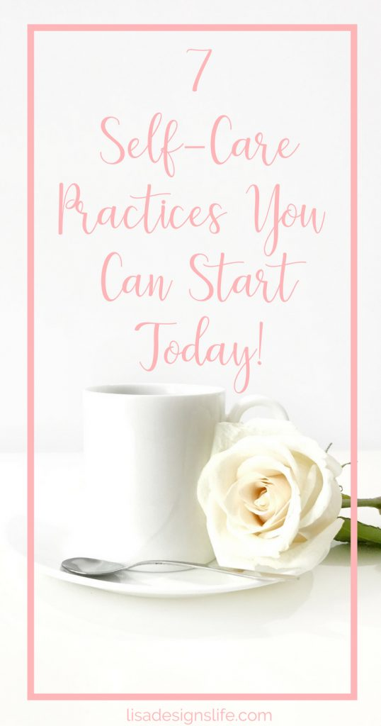 Wearing multiple hats and multi-tasking to finish all your multi-tasks? Busy women like you need to take care of yourself. Here are seven self-love practices for every day to help you build a positive self-image, and increase your self-worth because you are worth it. #self-care #self-love #postitivity #simplifyyourlife #postitive
