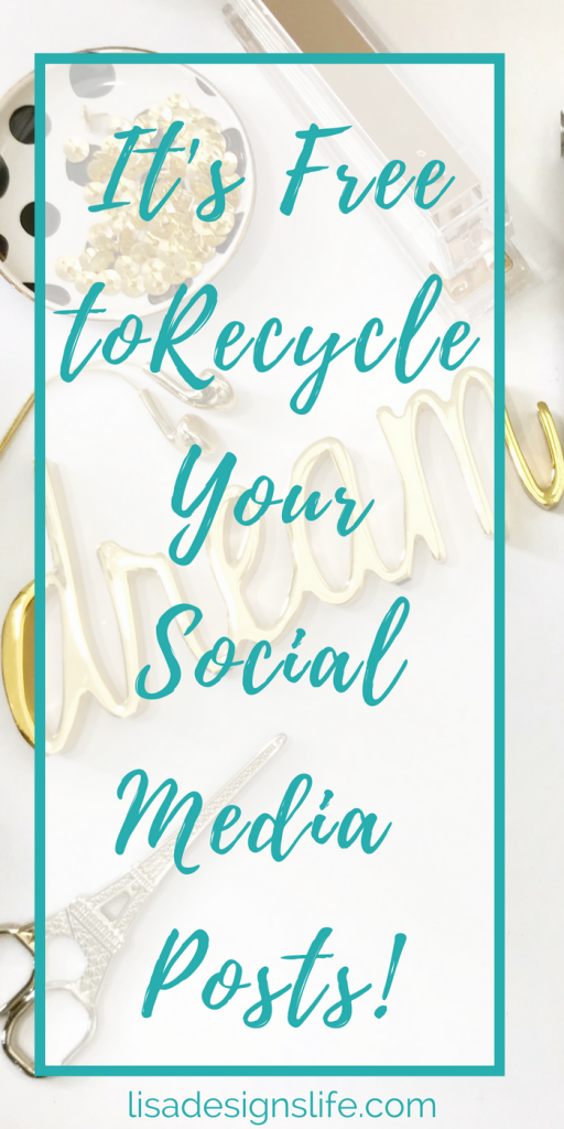 With this FREE program, you can set up social media posts to promote your website, products, other social media accounts, whatever you dream up. Create the post once and connect your social media accounts, Recurpost will continue to publish for you!Before I found RecurPost I was struggling to stay up to date with social media, was lacking engagement, and was losing followers. With RecurPost I have been able to schedule regular content with very little time or effort. Click to try it now!