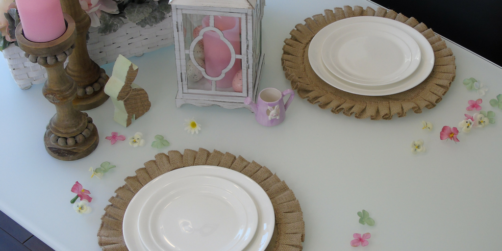Spring has sprung and it's time to decorate your home for Easter. Check out this post for a peek at our home and Easter decor ideas along with a fantastic list of home decor products.