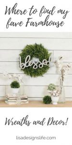 Hey friend, click the image to check out one of my 8 top farmhouse home decor ideas! Farmhouse decor reflects a simpler time, and can easily be mixed with almost anything. Whether your style is shabby chic, traditional, modern or glam, you can add vintage pieces to give your space Farmhouse charm.