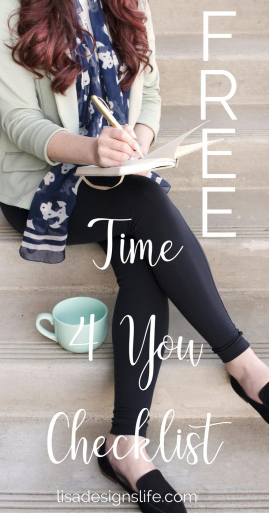 Embrace your body, have confidence in the awesome person that you are. Feeling good about yourself all starts with taking good care of you. Grab your FREE 'Time 4 You' checklist 15 ways to love yourself today!