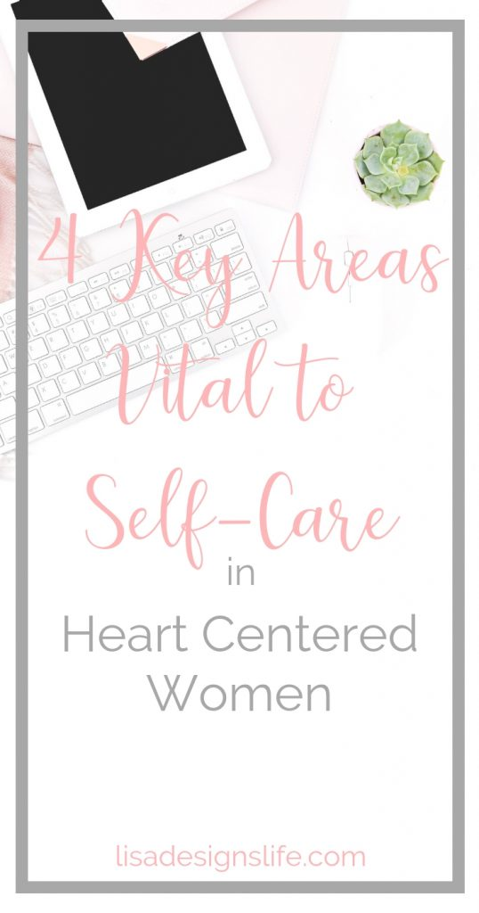 "I am excited to share four key areas of self-care that are vital to you as a heart-centered woman. Click to read part three in the series ""What it Means to Live a Heart-Centered Life."" Can't wait to meet you there! Lisa xo #heartliving #selfcare #mindful #meditation #physicalhealth #mentalhealth #emotional #inspirewellness #healthyliving #freechecklist"