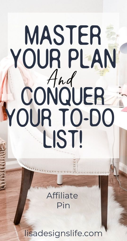 Plan in advance & set yourself up for success. Manage your time better by keeping all your to-do lists and notes in one place. Using a simple planner will increase your productivity and help you accomplish your goals. Keeping your tasks in a planner instead of on notes that you throw out also creates a 'done' list where you can see what you have accomplished, and be encouraged. Click to see the best planner yet!! #organization #planner #habittracker ##bestplanner #simple #success #goals