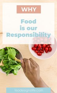"What does God say about healthy eating? Food is our responsibility! Eat healthier for your body and for the earth's ecosystem. Click the image to learn more, lose weight and get healthy. Genesis 1:29 Then God said, ""I give you every seed-bearing plant on the face of the whole earth and every tree that has fruit with seed in it. They will be yours for food."" #christian #wellness #wholeness #healthyliving #losingweight #diet #healthygut"