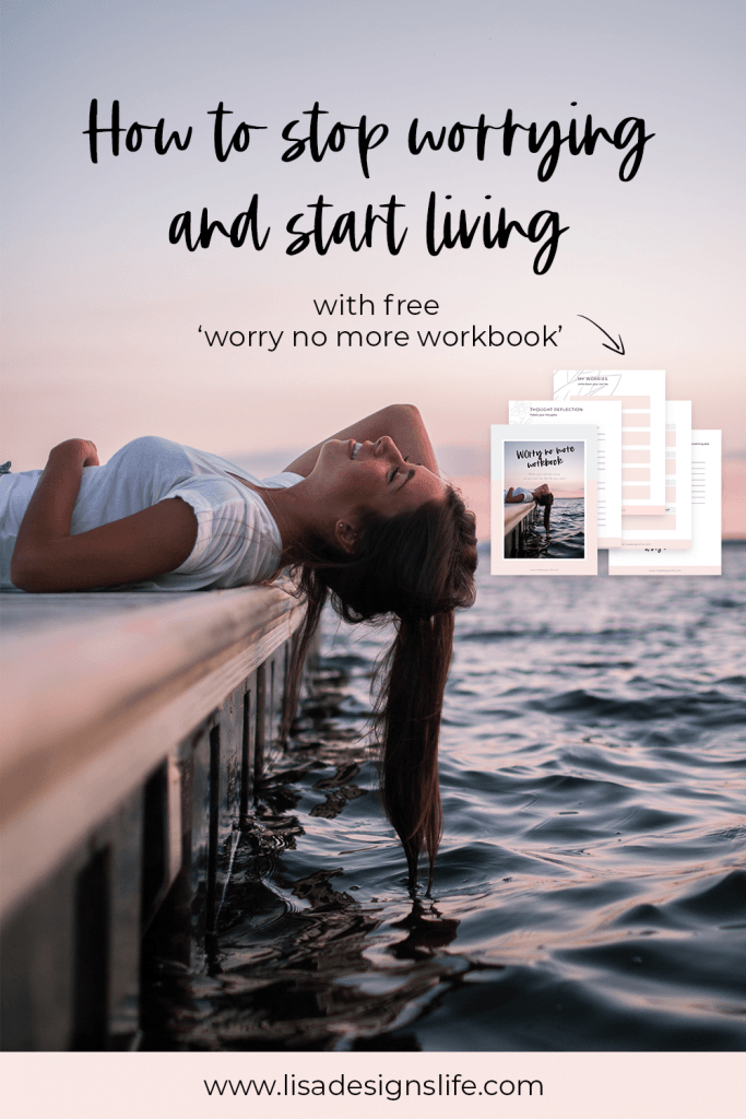 We often think we have more control than we actually do, so we worry and hope we can somehow influence the outcome, but we can't always control what we want. When things are out of your control, you have to find a way to cope with the feelings or you risk stress and burn-out. The Worry no more workbook can help you reflect on your thoughts and find to stop worrying and start living. Click to grab your free workbook today. #stressless #freeworkbook #livefully #mindfulness